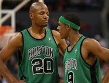 Rondo & Ray in Happier Times
