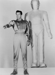 Klaatu & Gort