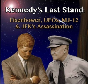 kennedy:Ike