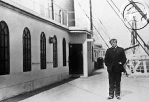 Percival on Titanic