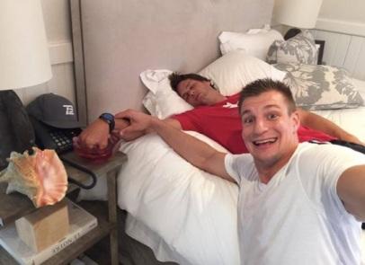 while tom sleeps