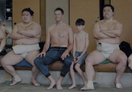 sumo like it hot