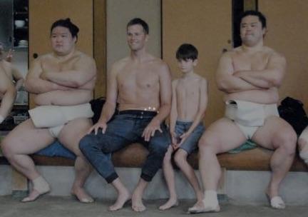sumo like it hot