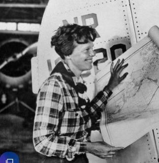 boyish Earhart