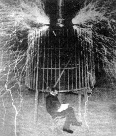 Tesla & sparks