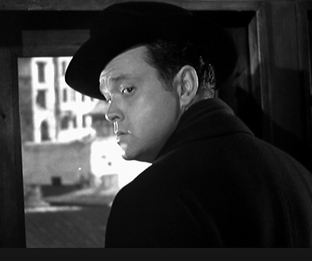 Welles as Third Man
