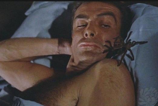 in Bond bed