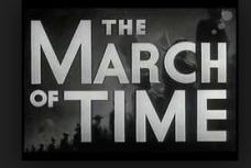 march of time news