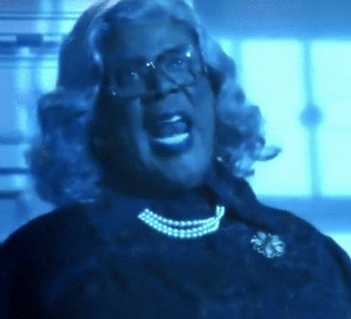 madea sings like ma