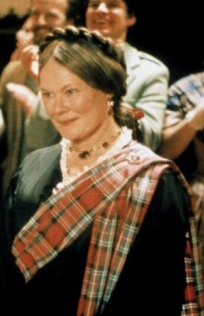 Dench as Victoria