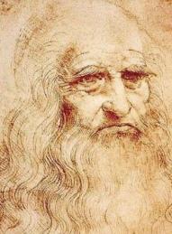 Leo purported self-portrait