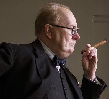 Oldman Churchill