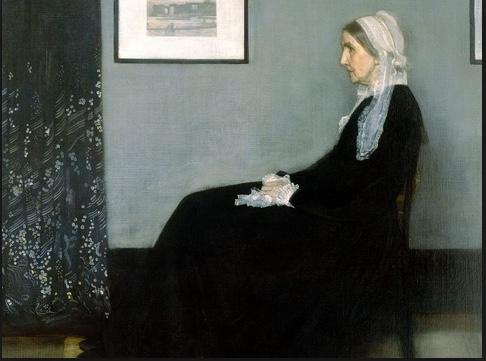 Mother Whistler