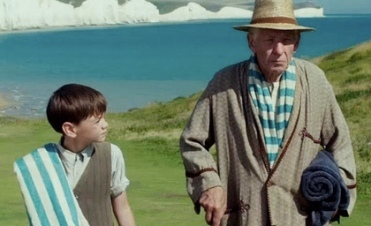 McKellan with Milo Parker