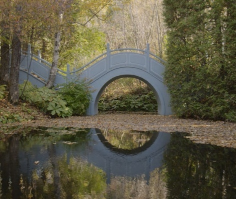 moon bridge