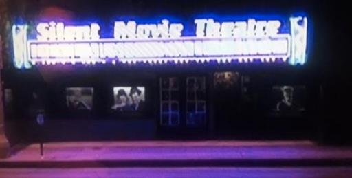 silent movie theatre