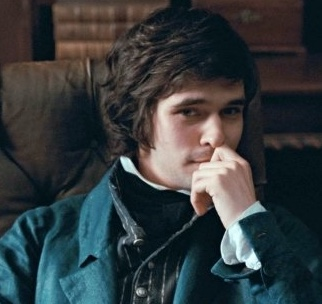 Whishaw as Keats
