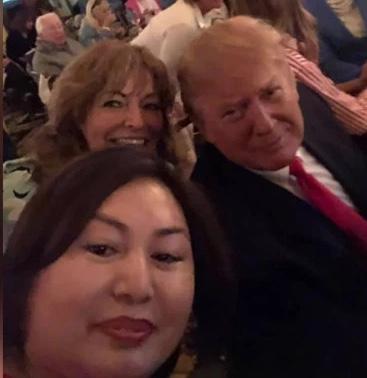 Yang & Trump Party