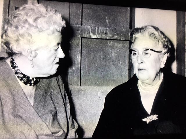 Dames Margaret & Agatha