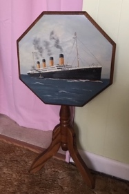 end table of Titanic