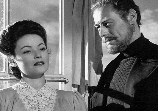 Mrs. Muir & Ghost
