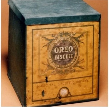 Oreo biscuit 1912