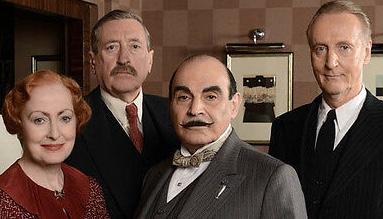 Poirot cast