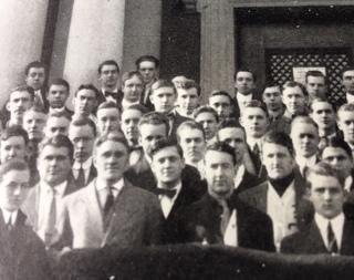 Bowdoin class of 1912
